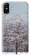 Colors Of Winter IPhone Case