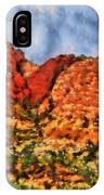 Colors Of Zion IPhone Case