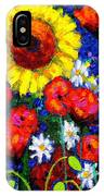 Colour Cluster IPhone Case