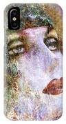 Coloured Woman IPhone Case