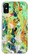 Colours Experiments IPhone Case