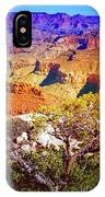 Colours Within The Canyon IPhone Case