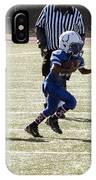 Colts Vs Bruins 7034 IPhone Case
