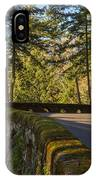 Columbia River Gorge Highway IPhone Case