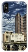 Columbus Ohio Skyline IPhone Case