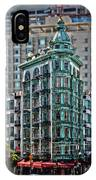 Columbus Tower In San Francisco IPhone Case
