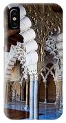 Columns And Arches No2 IPhone Case