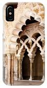 Columns And Arches No1 IPhone Case
