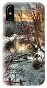Colville River IPhone Case