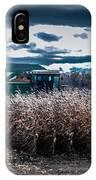 Combining Corn IPhone Case