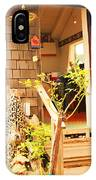 Come On In To A Mendocino Art Studio IPhone Case