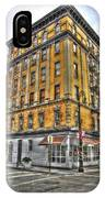 Commerce Street Architecture IPhone Case