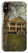 Commissioner's Residence IPhone Case