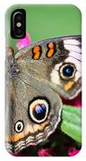 Common Buckeye Junonia Coenia IPhone Case