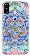 Compassion Mandala IPhone Case
