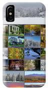 Composite Of Photographs From Various IPhone Case