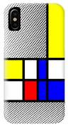 Composition 111 IPhone Case