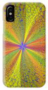 Computer Generated Fractal Art IPhone Case