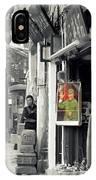 Comrade Mao IPhone Case