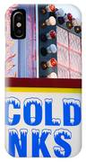 Concession Stand IPhone Case