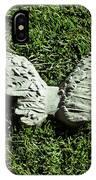 Concrete Angel IPhone Case
