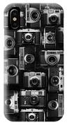 Concrete Camera IPhone X Case