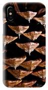 Cone Close Up IPhone Case