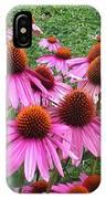 Cone Flowers 2 IPhone Case