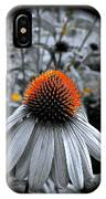 Coneflower Gold IPhone Case