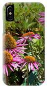 Coneflowers IPhone X Case
