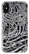 Confusion In Tangles  IPhone Case