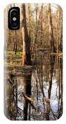 Congaree Reflections IPhone Case