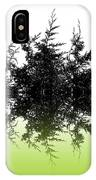 Conifer Lime IPhone Case