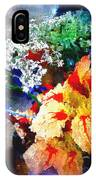 Conjuring Claude Monet IPhone Case