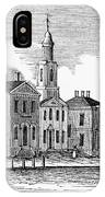 Connecticut Middletown IPhone Case