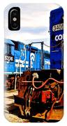 Conrail Choo Choo  IPhone Case