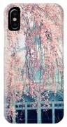 Conservatory  In Spring IPhone Case