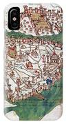 Constantinople, 1420 IPhone Case