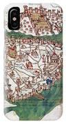 Constantinople, 1420 IPhone Case