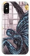 Contemplation-color Variaton IPhone Case