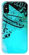 Contemporary Islamic Art 68 IPhone Case