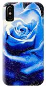 Contorted Rose IPhone Case
