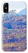 Controlled Burn Area In Kruger National Park-south Africa IPhone Case