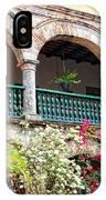 Convento De La Popa Cartagena IPhone Case