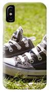 Converse Pumps IPhone Case