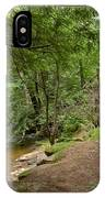 Cook Forest Toms Run Steps IPhone Case