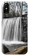 Cook Forest Waterfall IPhone Case