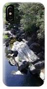 Cool Mountain Creek IPhone Case