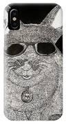 Cool Rabbit IPhone Case