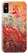 Cooling Lava IPhone Case